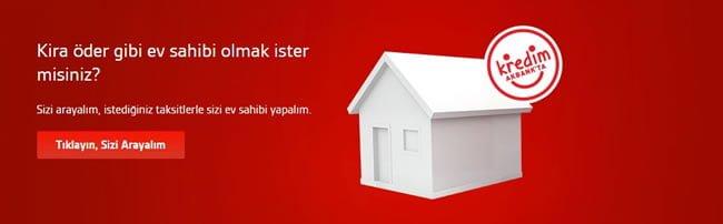Akbank Konut Kredisi Kampanyası