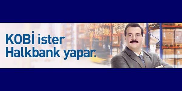 KOBİ'lerin KOSGEB kredileri artık Halkbank'ta …..