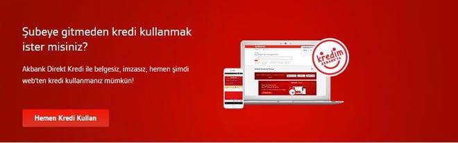 Akbank İhtiyaç Kredisi Kampanyaları